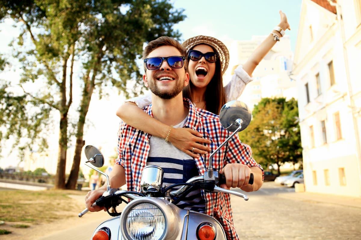 7 raisons pour lesquelle voyager rend heureux