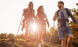 prendre soin de ses pieds en randonnée